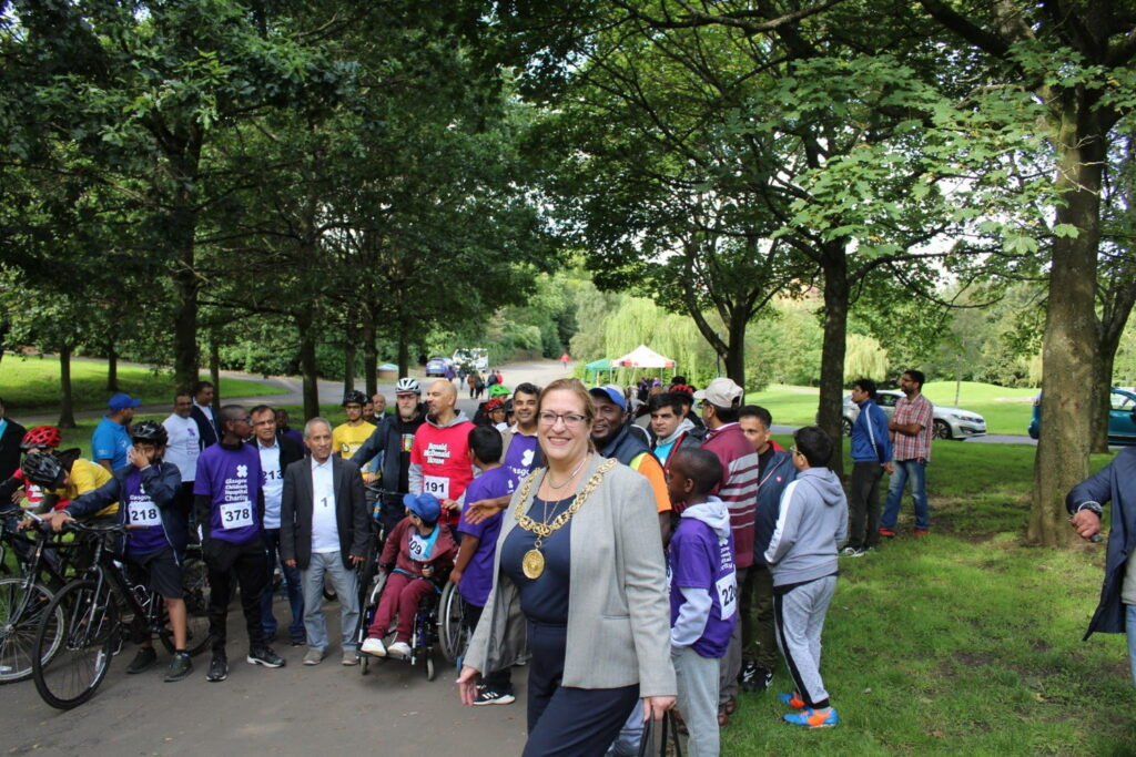 Charity Walk For Peace 2019 – Glasgow