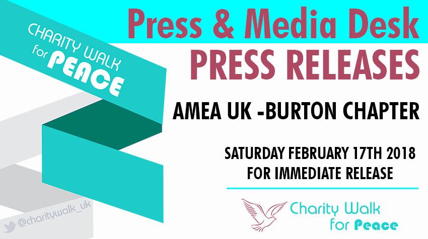 The Burton Chapter (AMEA Burton)