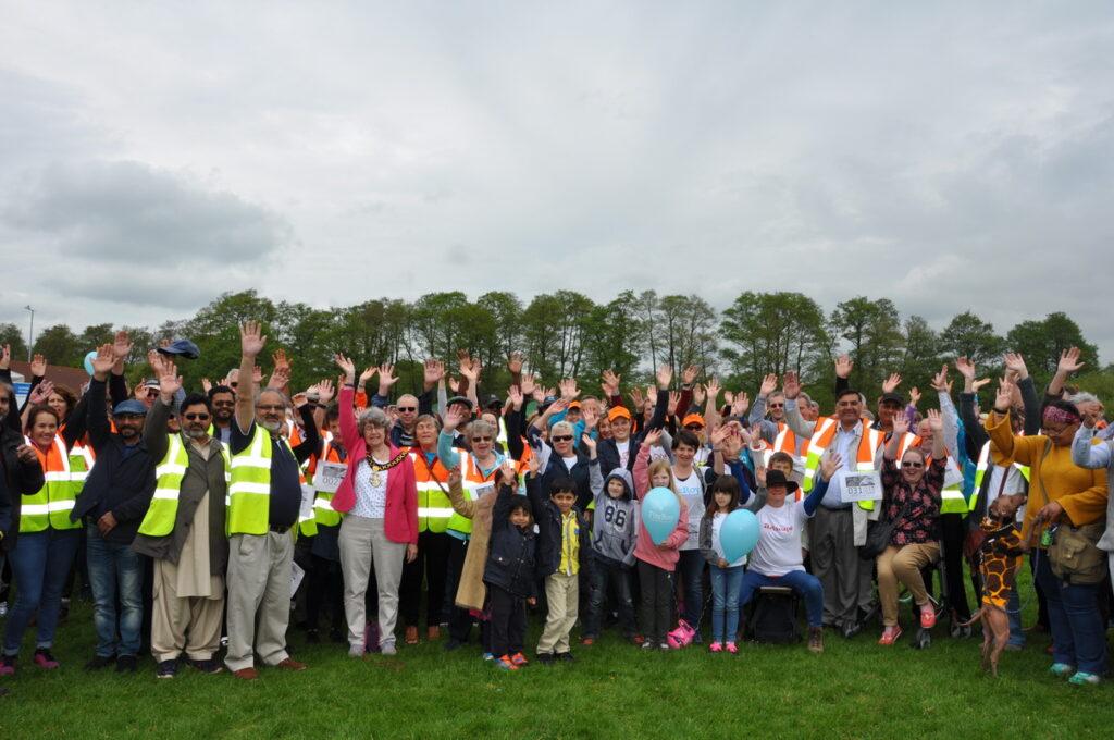 Charity Walk For Peace – Petersfield