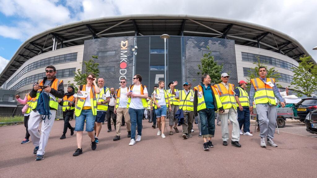 Charity Walk for Peace – 2019 – Milton Keynes