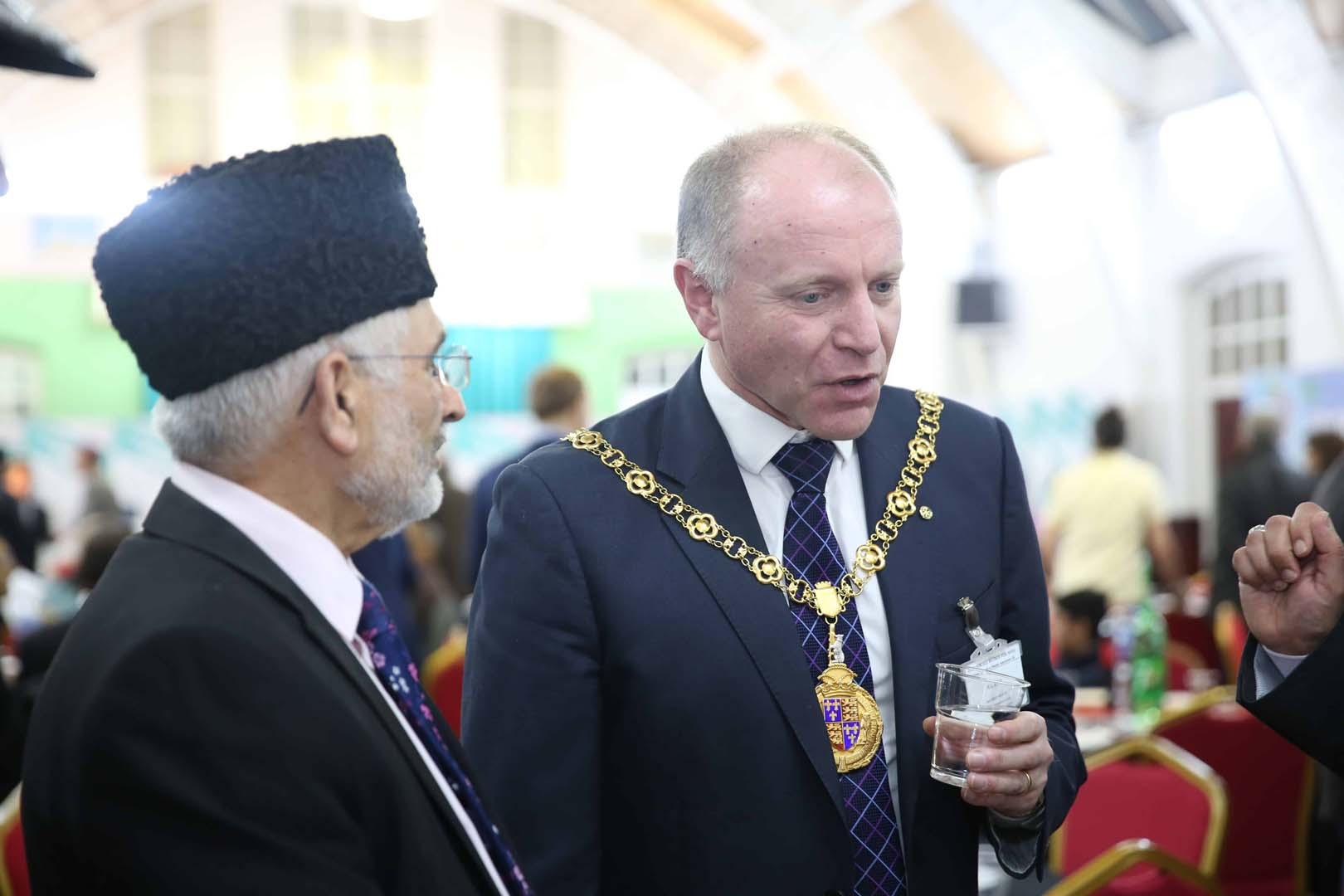Charity Reception – Birmingham