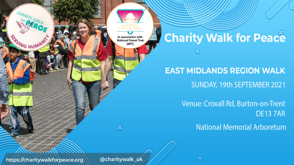 East Midlands Region Walk | 2020 – 2021
