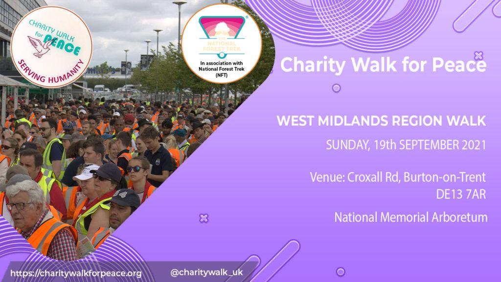 West Midlands Region Walk | 2020 – 2021