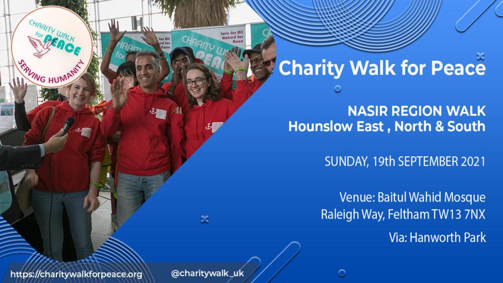 Nasir Region Walk – Hounslow East, North & South | 2020 – 2021