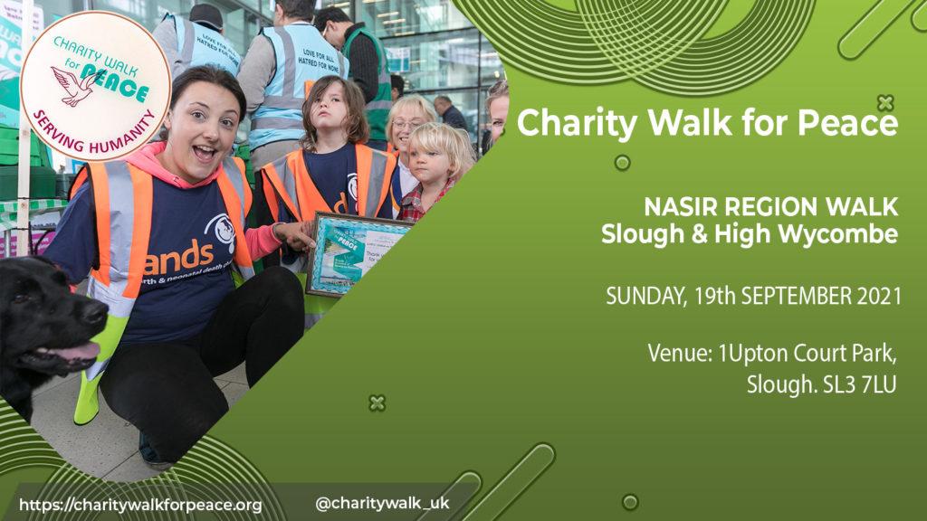 Nasir Region Walk – Slough & High Wycombe | 2020 – 2021