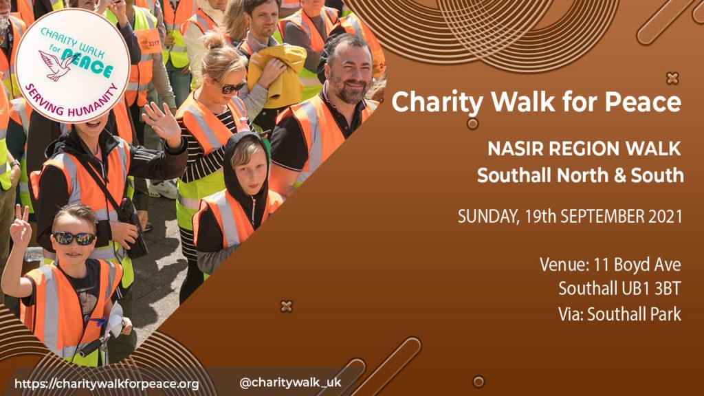 Nasir Region Walk – Southall North & South | 2020 – 2021